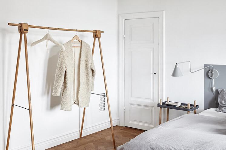 Schnell noch ein bisschen wohnlichkeit sweet home for Garderobe viele jacken