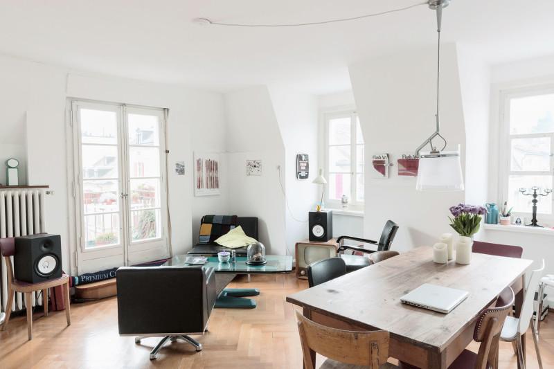 Sweet Home in der WG Waffenplatzstrasse;