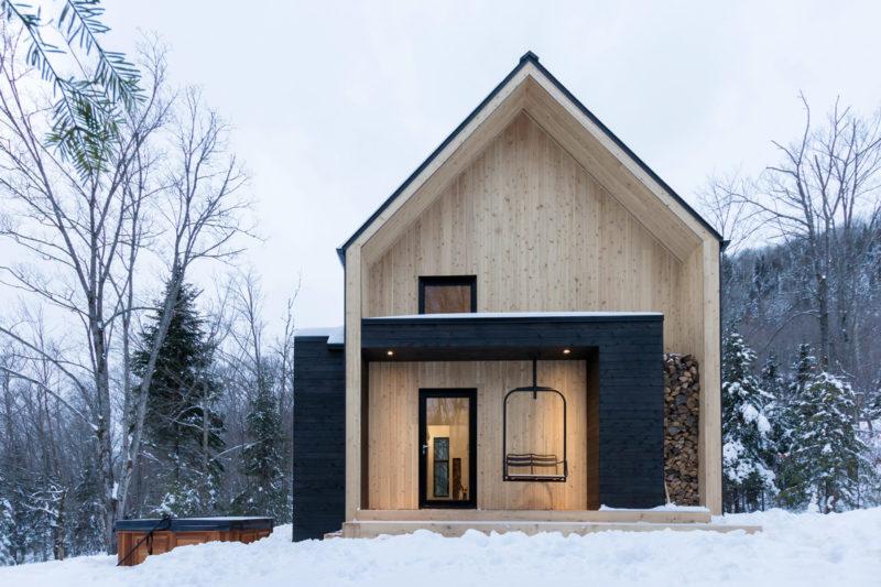 Skandinavische Holzhäuser skandinavisches ferienhaus in kanada
