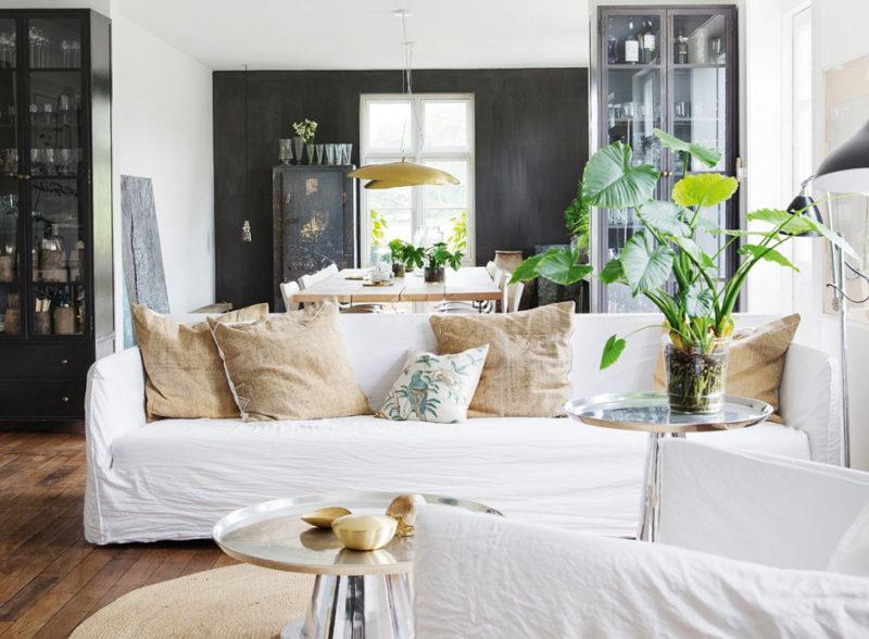 wohnung mit minimalistischem weisem interieur design new york, 5 weniger-ist-mehr-tricks für zuhause | sweet home, Design ideen