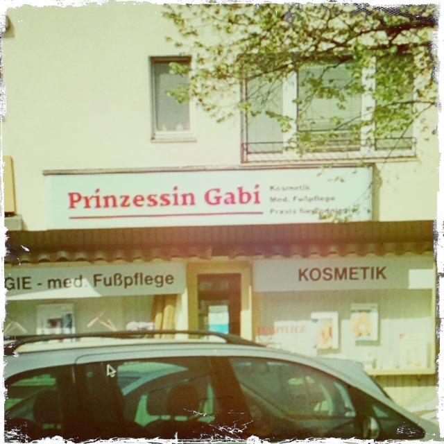 Prinzessin Gabi