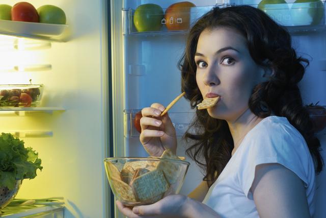 Kühlschrank-Cuisine morgens um eins ist ein wahres Vergnügen. (Foto: istock)