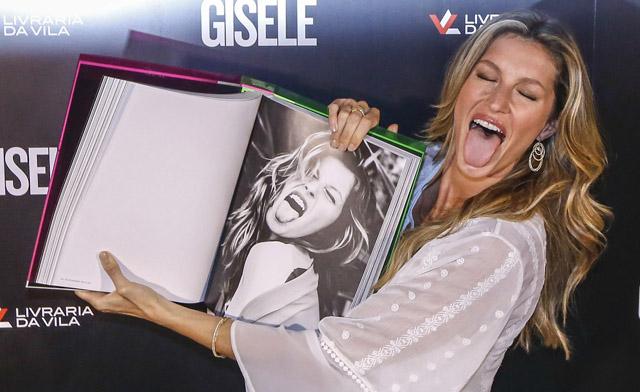 Die wenigsten Frauen haben einen Körper wie Gisèle Bündchen. (Foto: Getty).