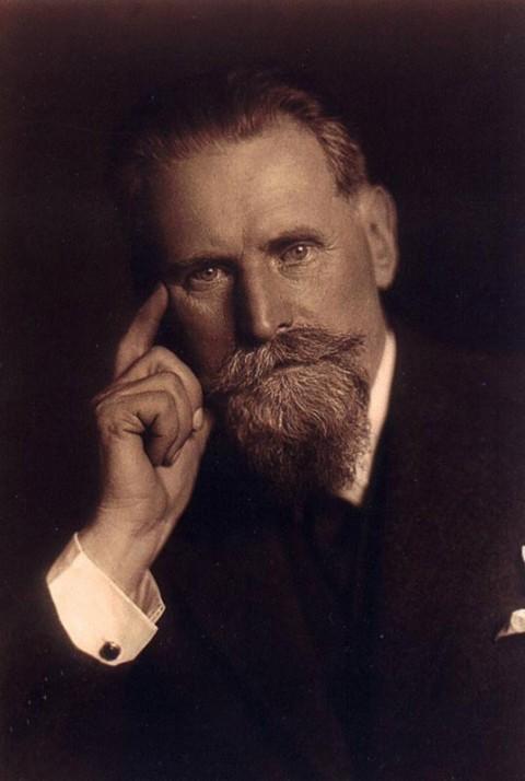 Darmsanierungs-Pionier: Franz Xaver Mayr (1875–1965).