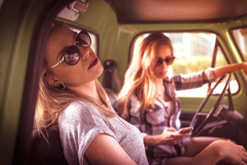 Bringt uns einen Hitzeschild! Schöner leiden in einem Ford F 100. Foto: Alberto Do Val (Flickr)