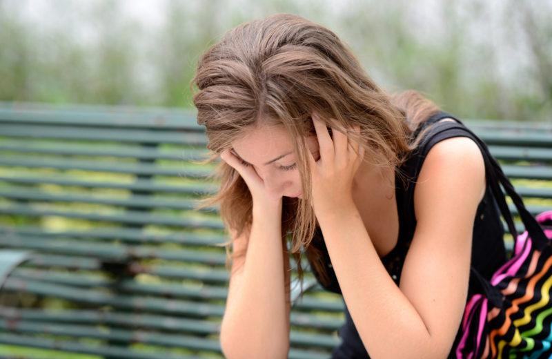 Schwermütig und müde trotz Sommertrubel? Dahinter kann eine Depression stecken. Foto: iStock