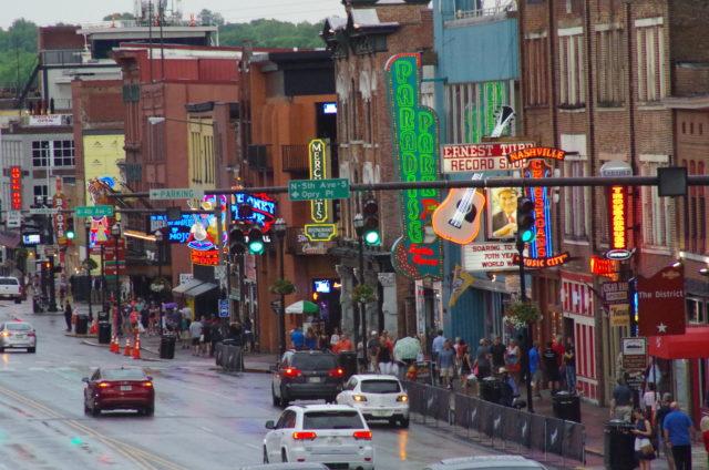 Nashvilles Klientel ist empfänglich für Donald Trump und dessen Kritik am Freihandel.