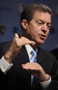 Gouverneur Sam Brownback. Foto: Reuters