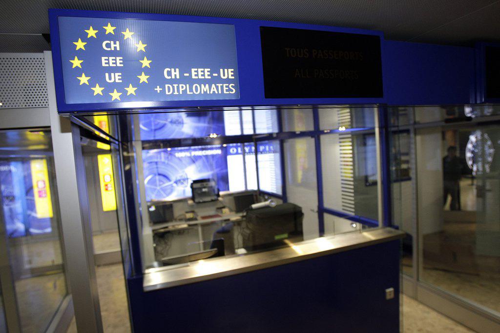 Freier Zutritt in 172 von weltweit 218 Staaten: Für Schweizer sind fast Grenzen offen. Foto: Martial Trezzini (Keystone)