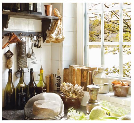 Erntezeit in der Küche | Sweet Home