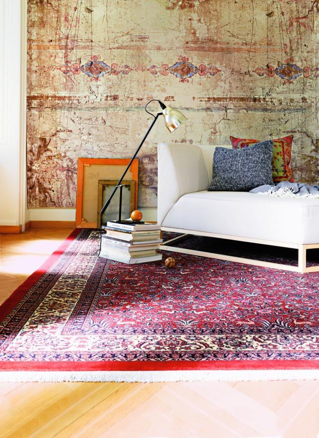 Stilmix eine spannende angelegenheit sweet home for Marmortisch modern