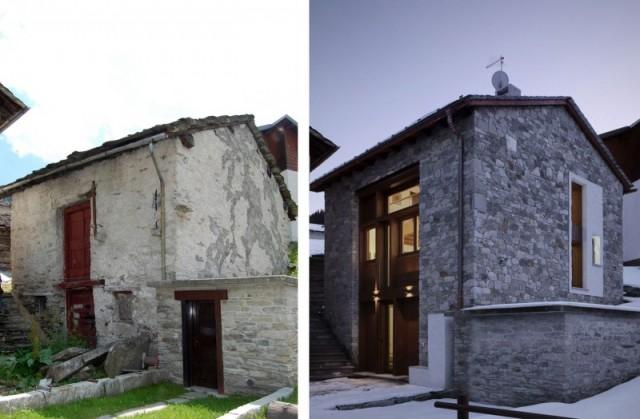 Umbau Altes Haus altes haus modern umbauen die schönsten einrichtungsideen