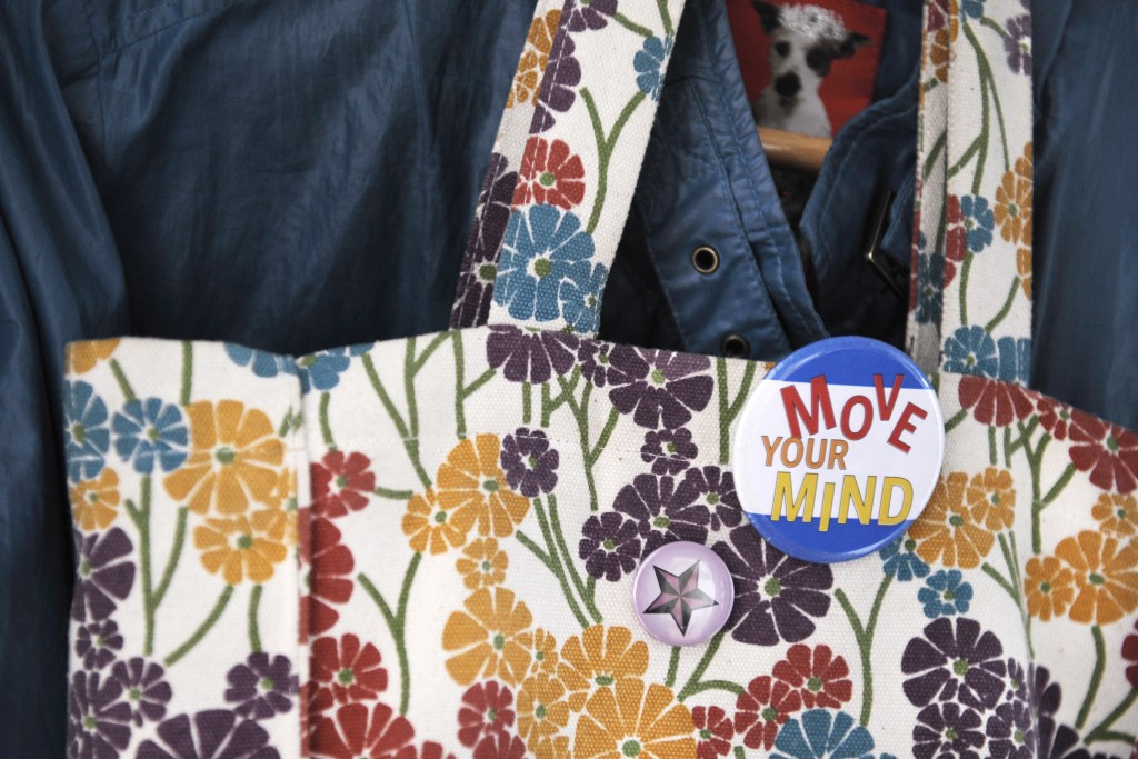 Sommerserie Bellevue zur Street Parade - Motto 2006 - Move your mind