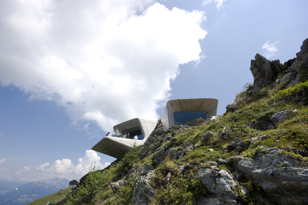 SONY DSC Messner Mountain Museum Corones, South Tyrol, Italy