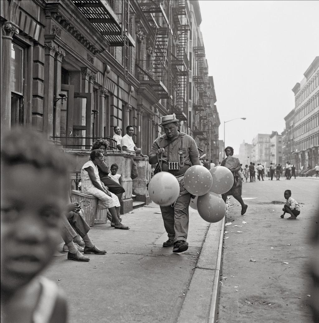 Harlem, 1965.