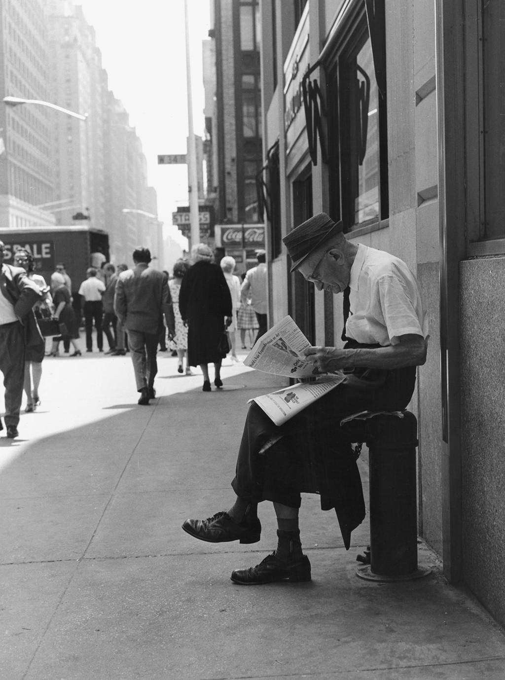 Manhattan, 1964.
