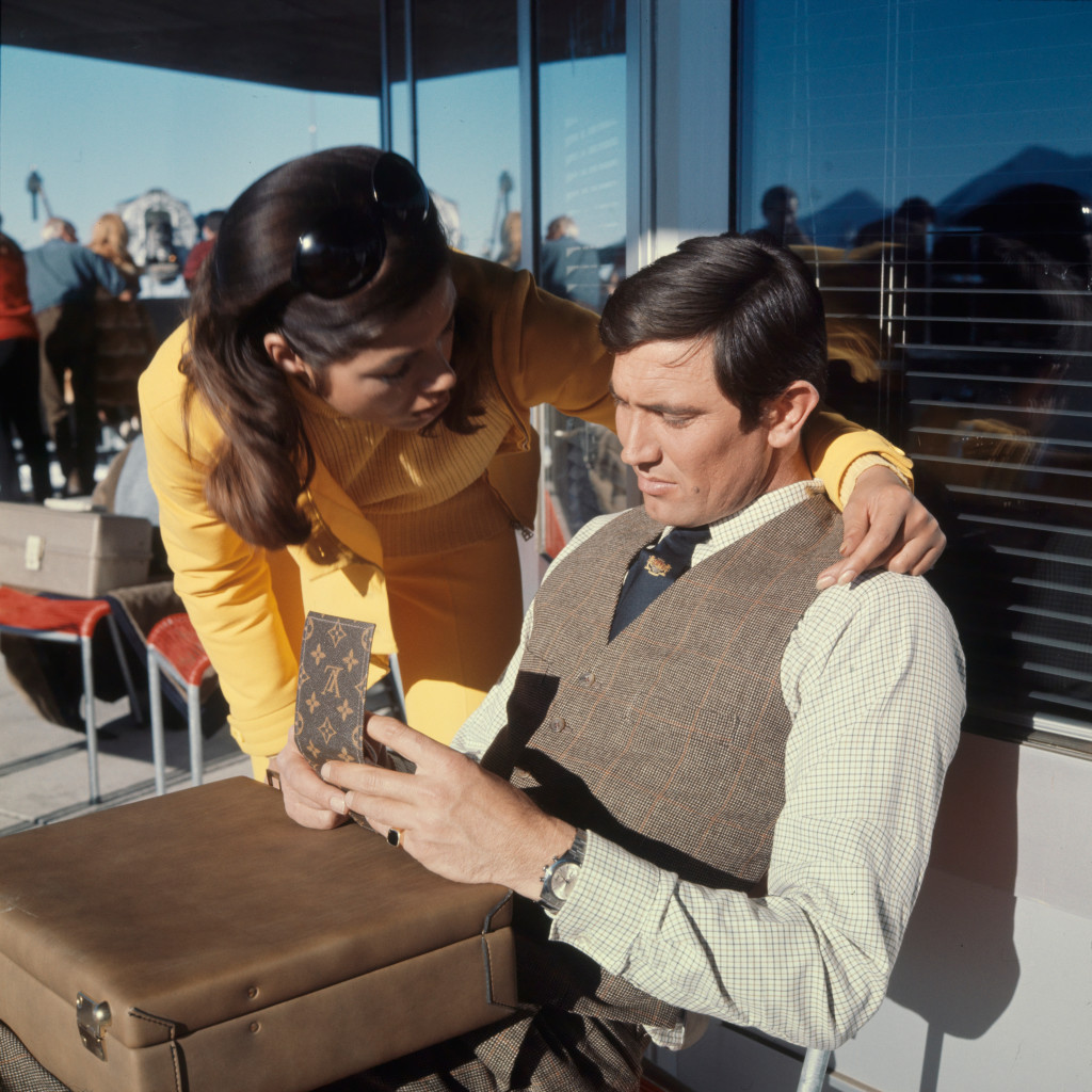 James-Bond-Darsteller George Lazenby