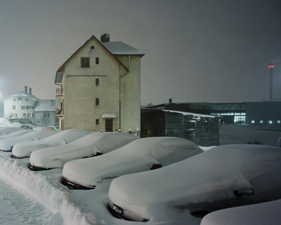 Thomas_Flechtner, Colder, La Chaux de Fonds, 1996 ÔÇô 2000