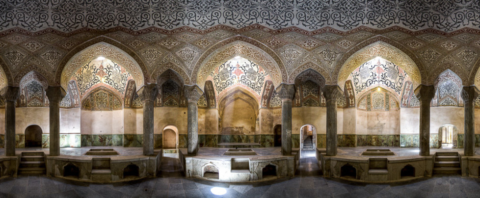 Kordasht bath (Kalibar) is a historical bath located in the village of Kordasht(near Jolfa , north werstern Iran), and from the point of view of internal arrangement and wall paintings is spectacular. Water for the bath is obtained from the Aras River.