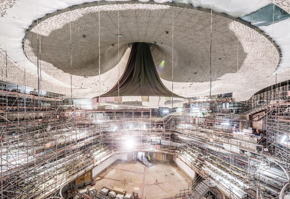 Elbphilharmonie: Pressetermin Grosser Saal