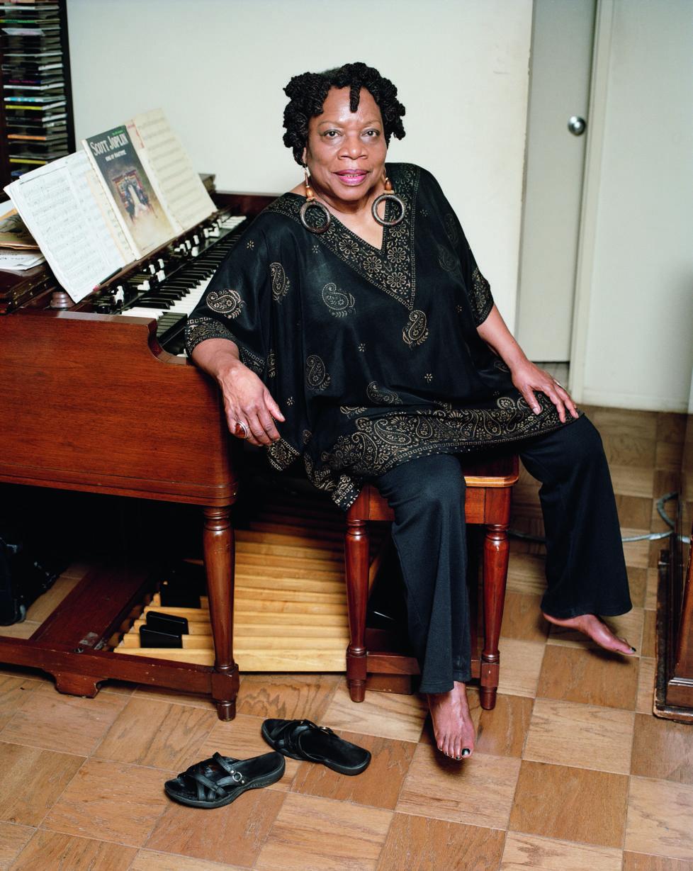 "American Jazz Heroes, Volume 2"" Amina Claudine Myers"