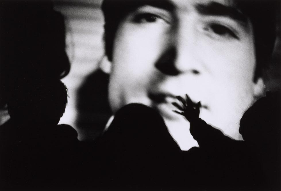 ** Provoke - Zwischen Protest und Performance Fotografie in Japan 1960 - 1975 ** Fotosmuseum Winterthur 28.5 - 28.8.2016 Yutaka Takanashi, Beatles, Marunouchi Shochiku, Chiyoda-ku, 1965 (c) Yutaka Takanashi / Taka Ishii Gallelry