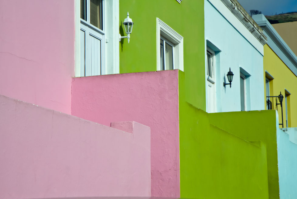 [UNVERIFIED CONTENT] Colorful homes in the Bo-Kaap Cape Malay quarter in Cape Town,South Africa.