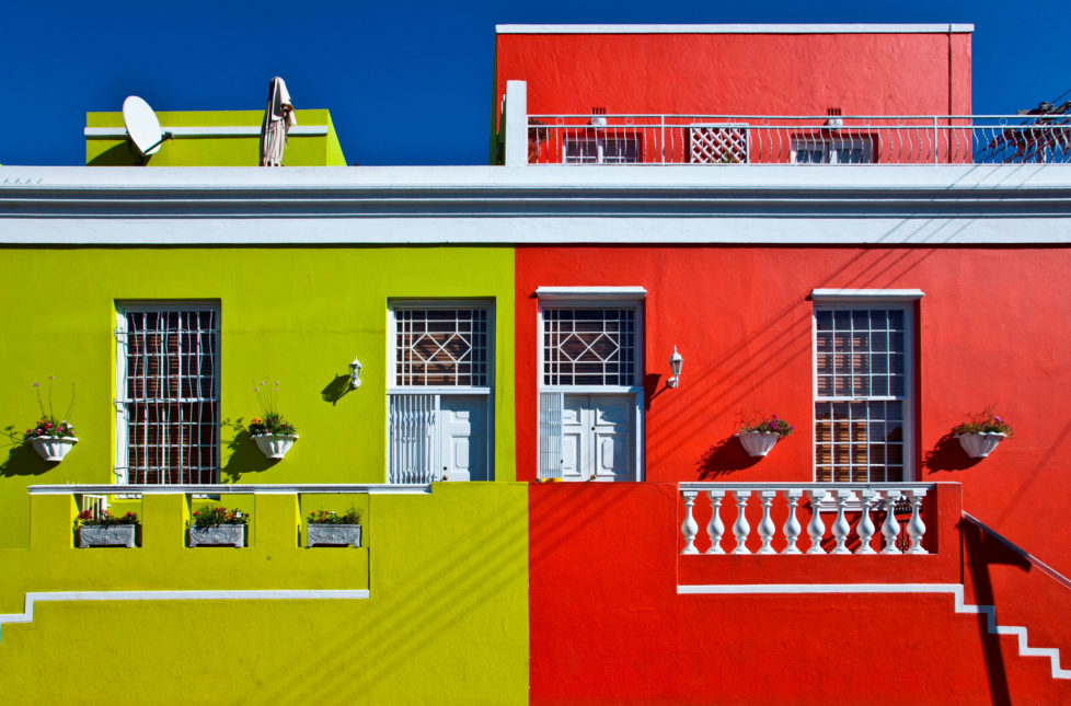 Africa. South Africa. Cape Town. Bo-kaap Malay Muslim District. (Photo by: Giuseppe Masci/AGF/UIG via Getty Images)