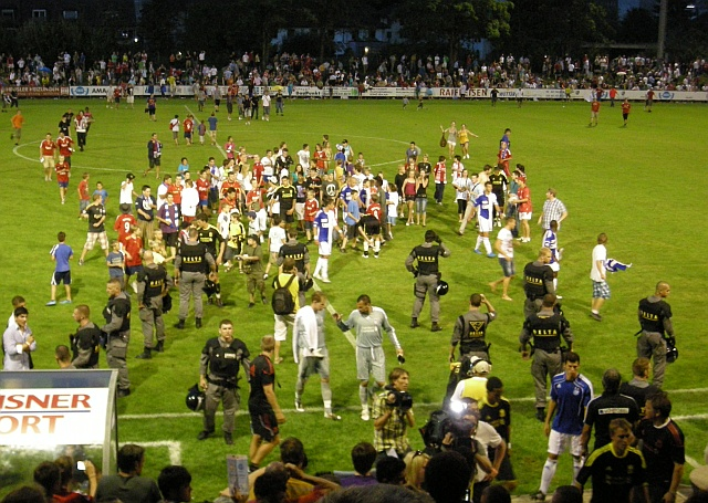 21. Juli 2010, Hertiallmend Zug: Liverpool FC v Grasshopper Club Zürich