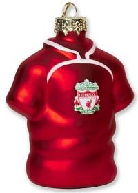 Liverpool FC Weihnachtskugel