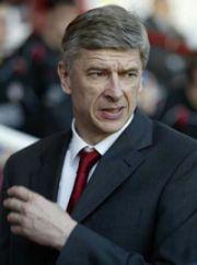 Arsenals Arsène Wenger