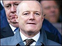 Chelsea CEO Peter Kenyon