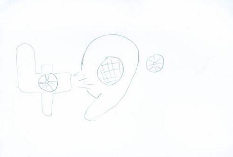Wenger the doodler