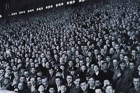 The Spion Kop Stand