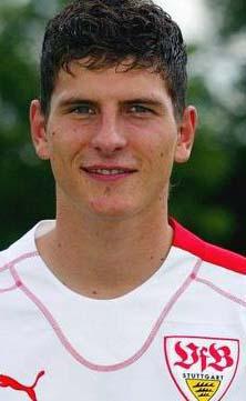 Mario Gomez, Stürmer beim VfB Stuttgart, muss 8'000 Euro Busse bezahlen. - mob11798_1204129115