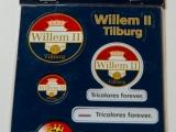 Willem II Tilburg Kuehlschrankmagnete