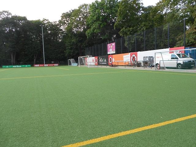 Viktoria Trainingsplatz