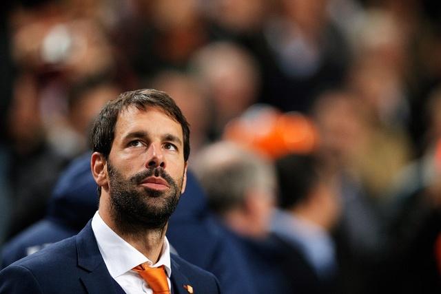 Assistenztrainer Ruud van Nistelrooy beim Spiel Holland v Mexico