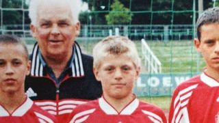 Toni Kroos beim Greifswald SC