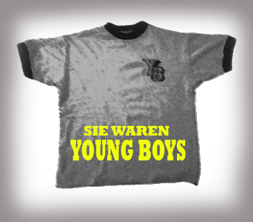 Sie waren Young Boys