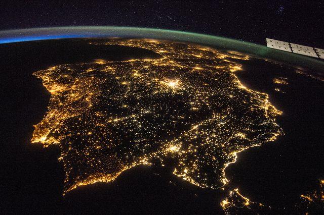 Portugal und Spanien