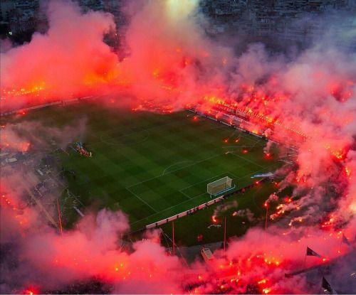 Bildergebnis für Pyro stadion