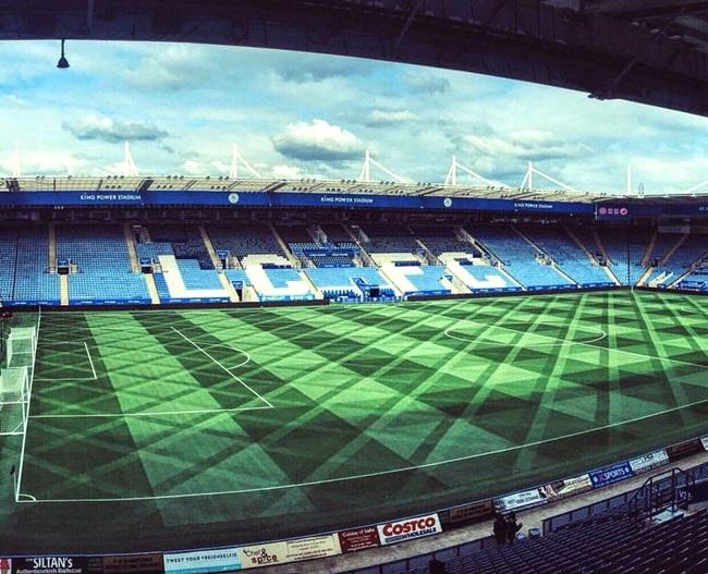 Leicester City Rasen